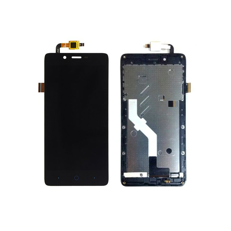 Elephone P6000 TP + LCD + Frame Black