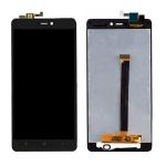 Xiaomi Mi4S LCD + Touch + Frame - Black (OEM)
