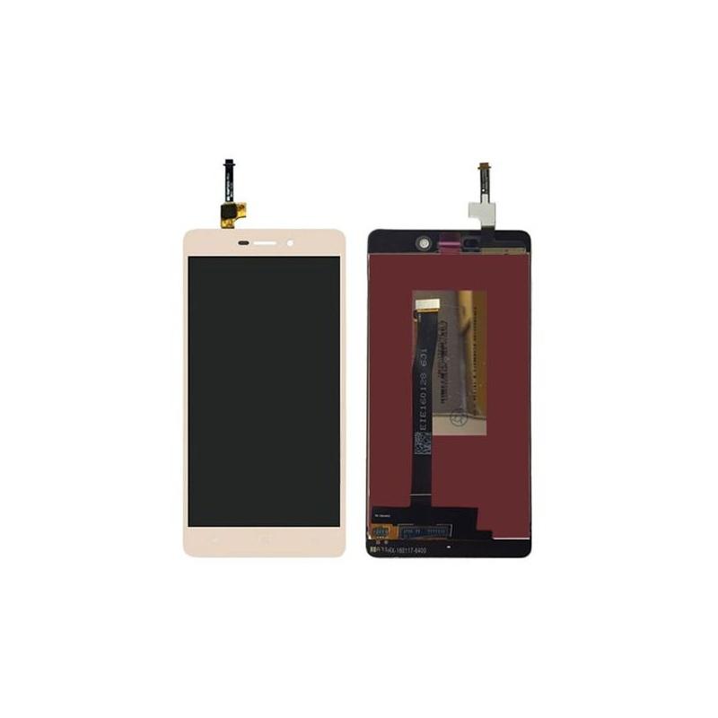 Xiaomi 3S LCD displej +dotyk Gold