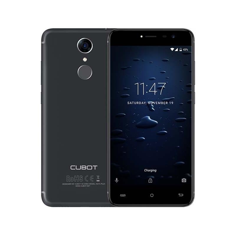 Cubot Note Plus Black FDD-LTE WCDMA 32GB 3GB RAM