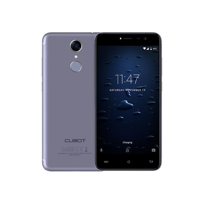 Cubot Note Plus, 32GB, 3GB RAM, LTE, Dual SIM- Starry Blue