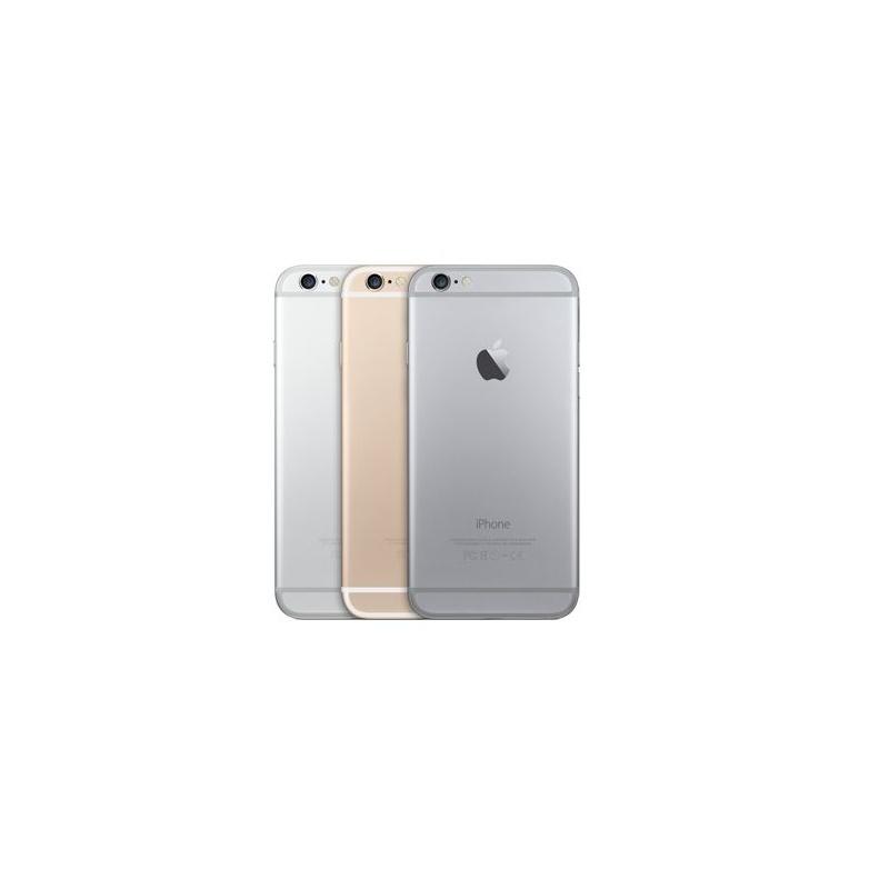 Zadní kryt pro Apple iPhone 6 Plus-šedý