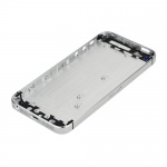 Back Cover Silver pro Apple iPhone 5