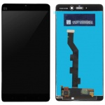 Xiaomi Mi Note LCD + Touch + Frame Black