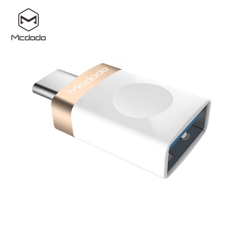 Mcdodo USB AF To Type-C Gold