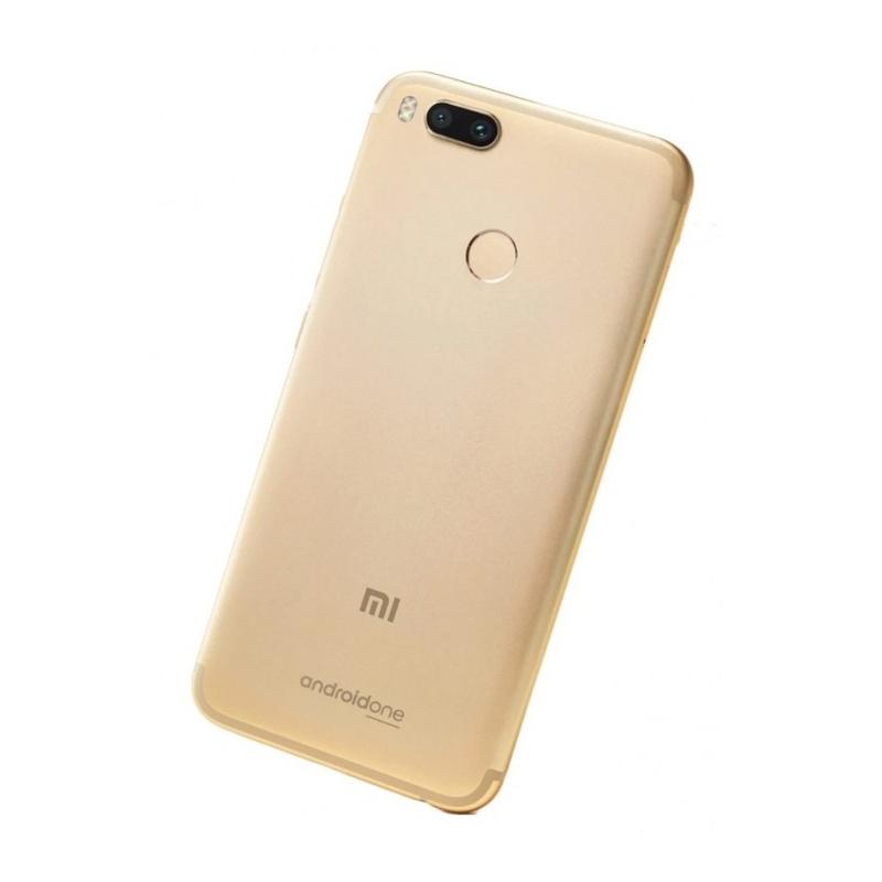 Xiaomi Mi A1, 4 GB RAM, 32 GB, dual SIM, Android 7.1, zlatý