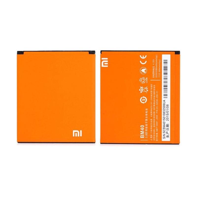 Originální baterie Xiaomi BM40