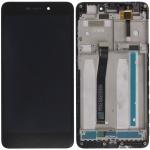 Xiaomi Redmi 4A LCD + Touch + Frame (Assembled) - Black (OEM)