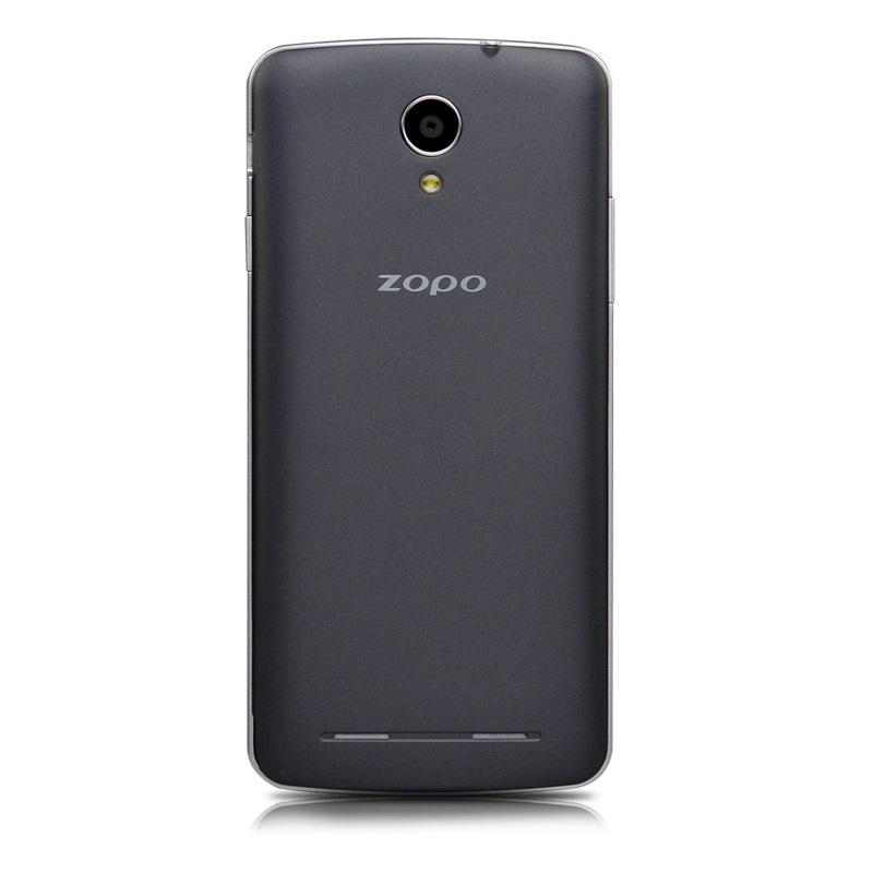 ZOPO ZP580 Front Cover Black