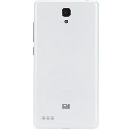 Xiaomi Redmi Note Back Cover White