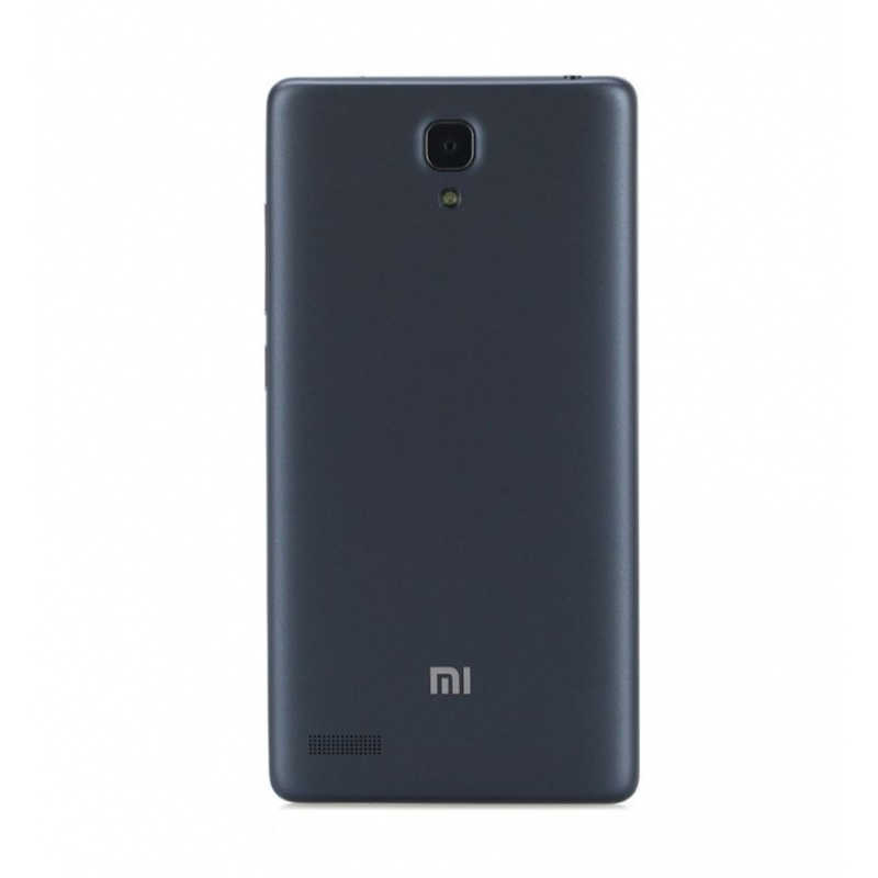 Xiaomi Redmi Note Back Cover Black