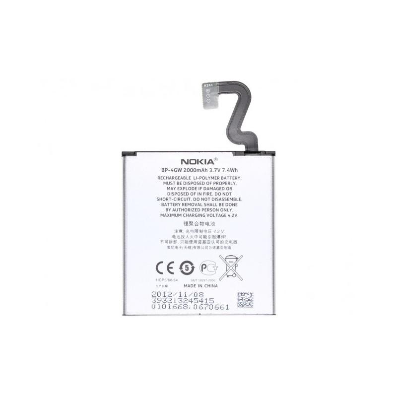 Lumia 920 Baterie