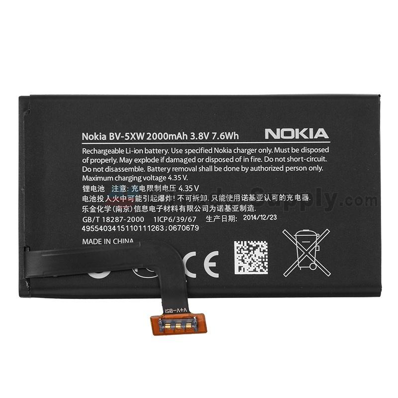Lumia 1020 Baterie