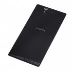 Back Cover + NFC Antenna pro Sony Xperia Z (C6603) Black (OEM)
