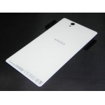 Back Cover + NFC Antenna pro Sony Xperia Z (C6603) White (OEM)