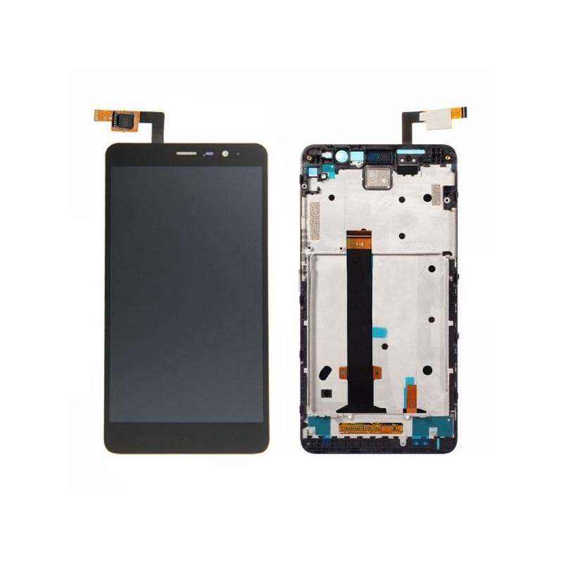 LCD displej+dotykové sklo+rám (spojený) pro Xiaomi  Redmi Note 3 Pro (148mm)