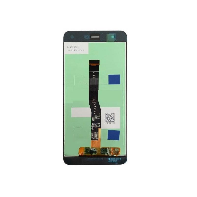 LCD + dotyk + rám  (spojený) pro Huawei Nova, zlatý
