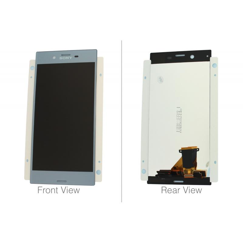 LCD + dotyk pro Sony Xperia XZs, bílý