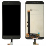 Xiaomi Redmi Note 5A LCD + Touch - Black (OEM)