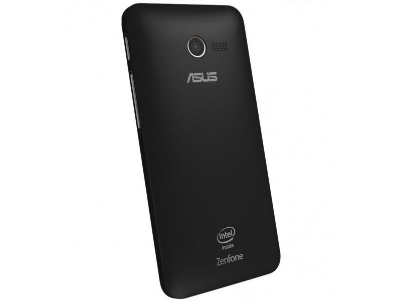 Back Cover pro Asus Zenfone 4 (A450CG) Black (OEM)