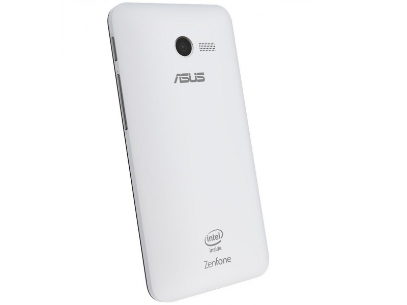 Back Cover pro Asus Zenfone 4 (A450CG) White (OEM)