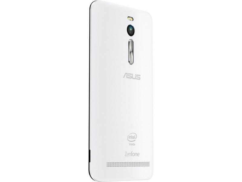 Back Cover pro Asus Zenfone 2 (ZE551ML) White (OEM)