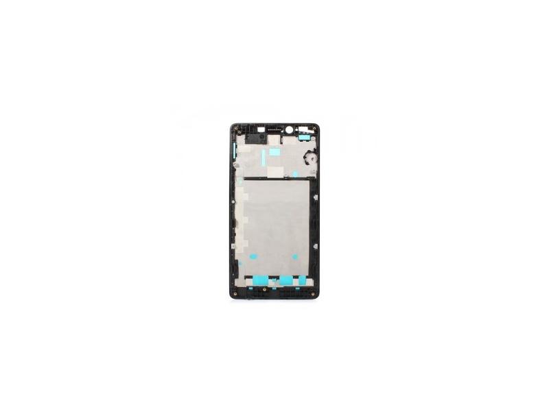 Xiaomi Redmi Note Front Cover - Black (OEM)