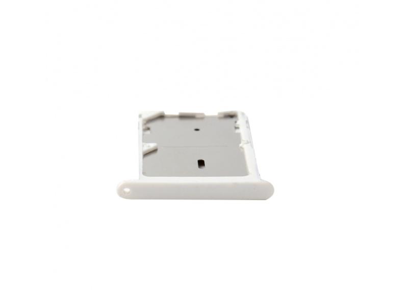 Xiaomi Mi 4C / 4i SIM Card Tray - White (OEM)