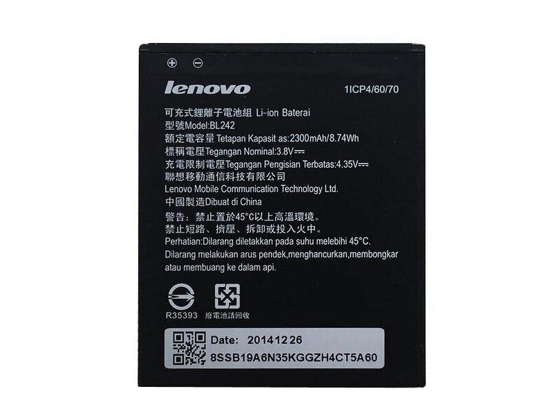 Battery BL242 pro Lenovo (OEM)