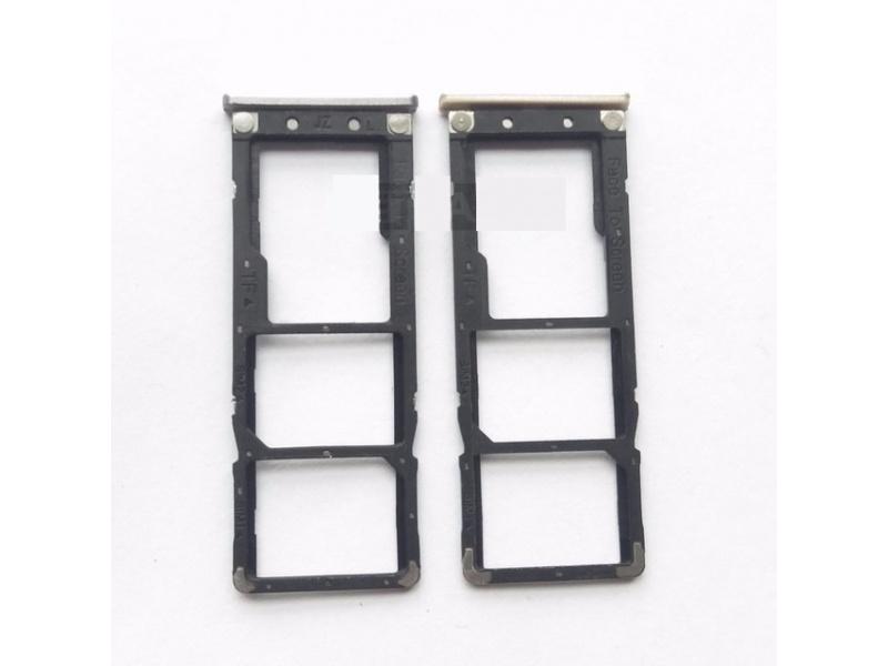 Xiaomi Redmi Note 5A SIM Card Tray - Grey (Service Pack)