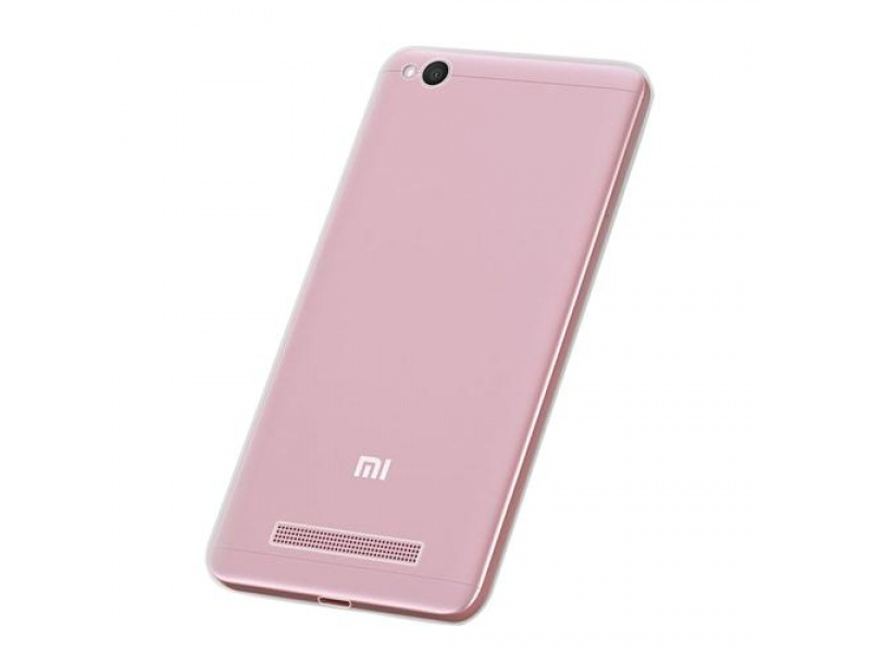 Xiaomi Redmi 4A Battery Cover without Finger Print Assy-AS - Rose Gold (Service Pack)