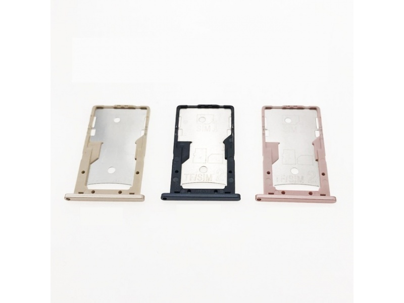 Xiaomi Redmi 4A SIM Card Tray - Rose Gold (Service Pack)