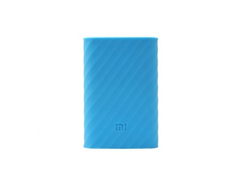 Original Silicon Case for Xiaomi Power Bank 16000 mAh Blue