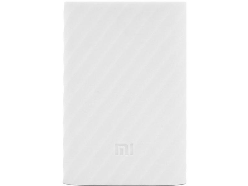 Original Silicon Case for Xiaomi Power Bank 16000 mAh White
