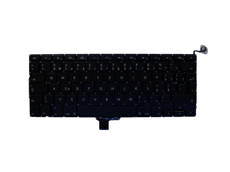 Keyboard CZ Type (L Shape Enter) pro Apple Macbook A1278 2008-2012