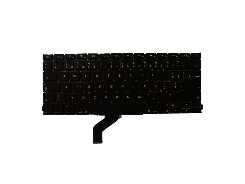 Keyboard CZ Type (L Shape Enter) pro Apple Macbook A1425 2012-2013