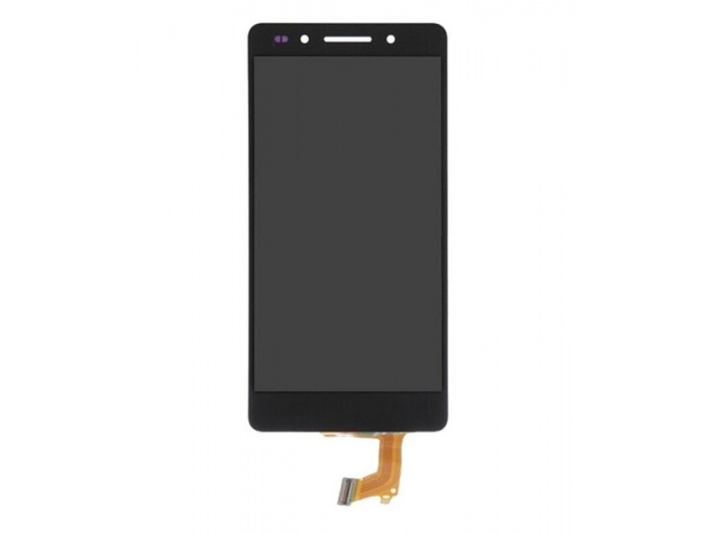 LCD + Touch + Frame (Assembled) pro Huawei Honor 7 - Black (OEM)