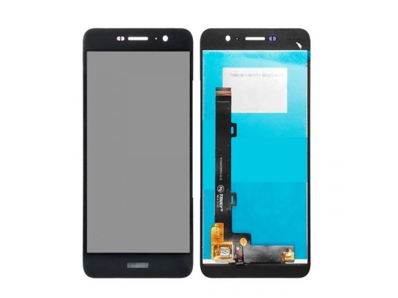 LCD + Touch pro Huawei Y6 PRO - Black (OEM)