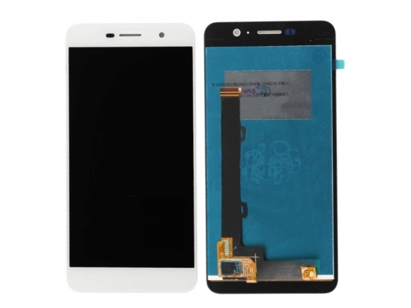 LCD + Touch pro Huawei Y6 PRO - White (OEM)