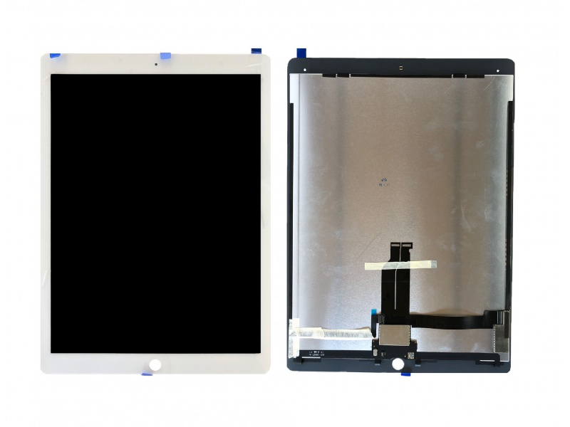 LCD + Touch White pro Apple iPad Pro 12.9 with OEM Touch Board