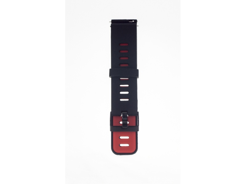 Replacements Bracelet for Amazfit Pace Black/Red