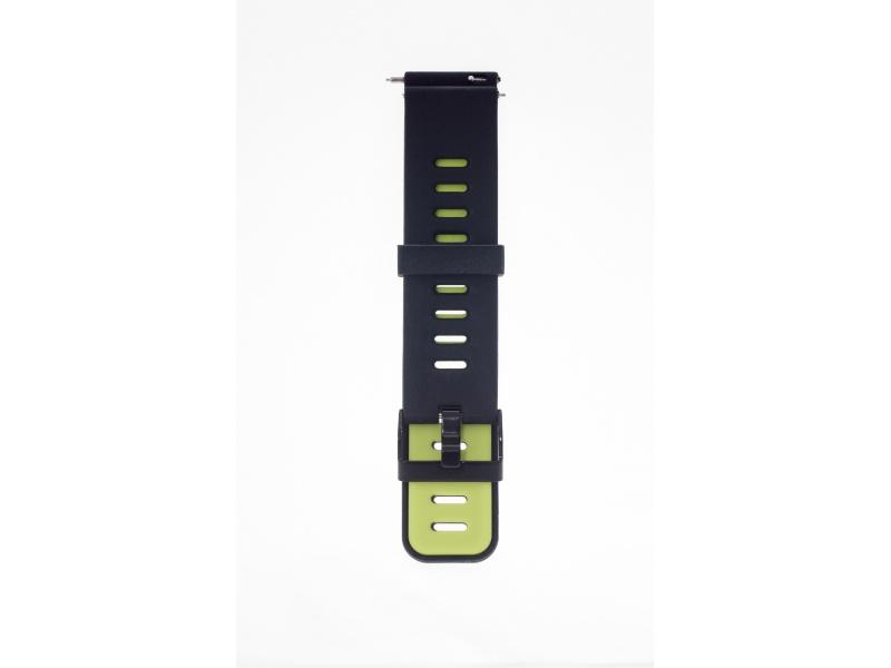Replacement Bracelet for Xiaomi Amazfit Pace / Amazfit 2 Stratos Black / Green