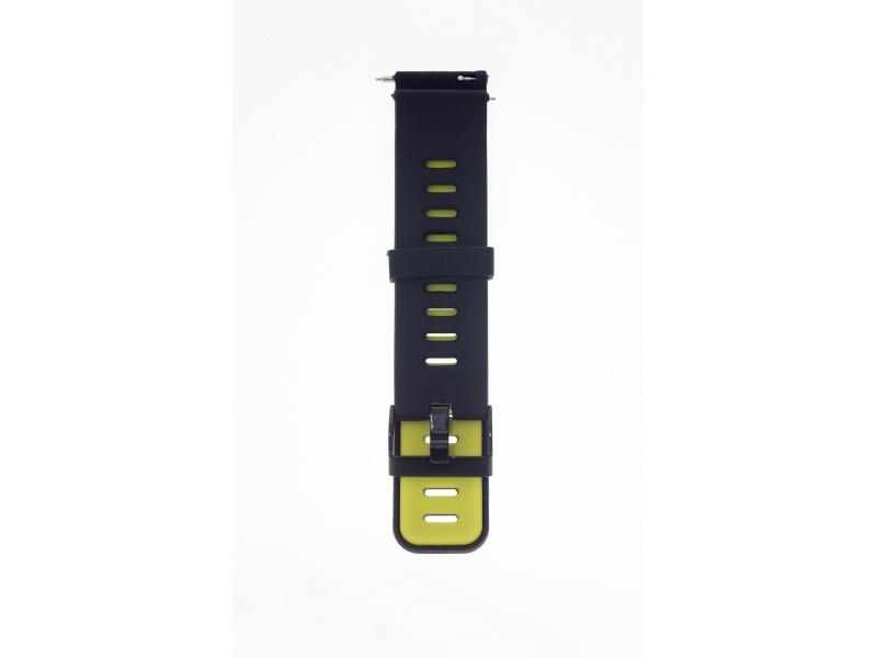 Replacement Bracelet for Xiaomi Amazfit Pace / Amazfit 2 Stratos Black / Yellow