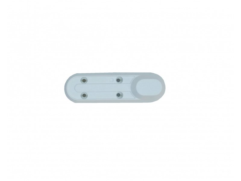 Mi Electric Scooter Cable Cover Motor White