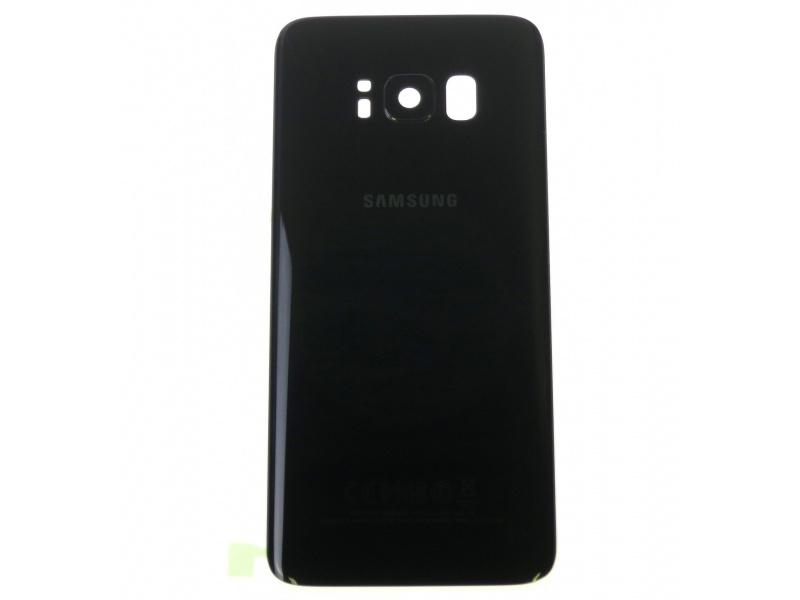 Back Cover pro Samsung Galaxy S8 Black (OEM)