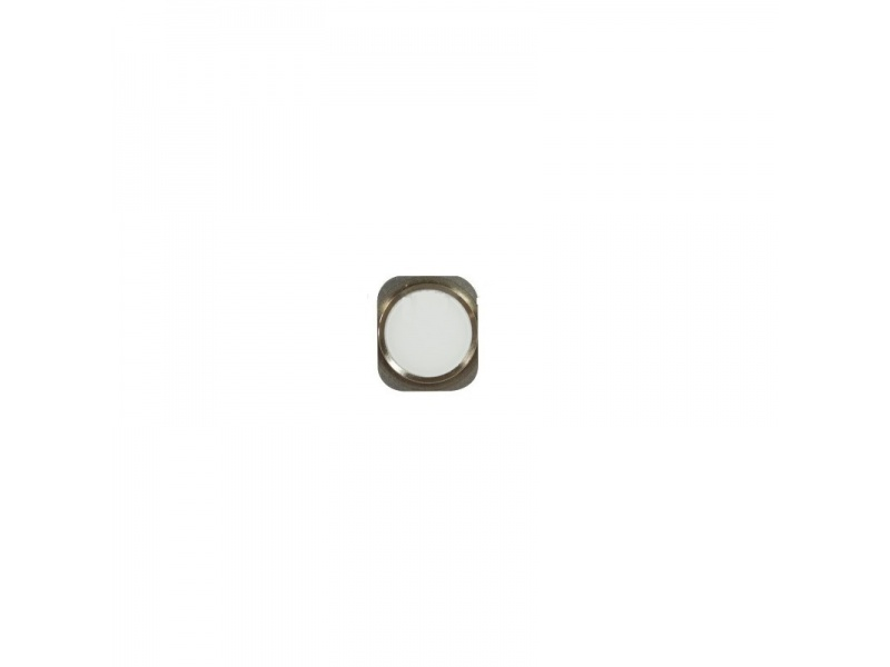 Home Button Gold pro Apple iPhone 6