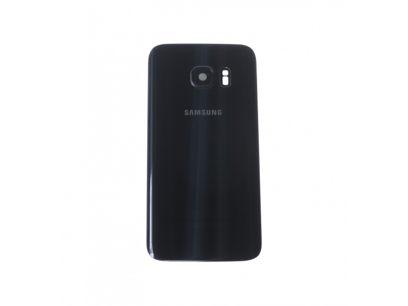 Back Cover pro Samsung Galaxy S7 Black (OEM)
