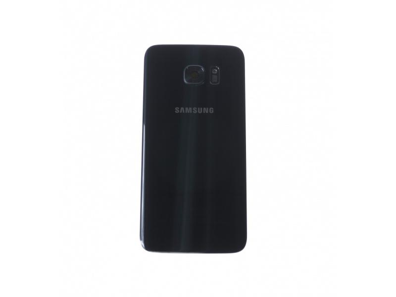 Back Cover pro Samsung Galaxy S7 Edge Black (OEM)