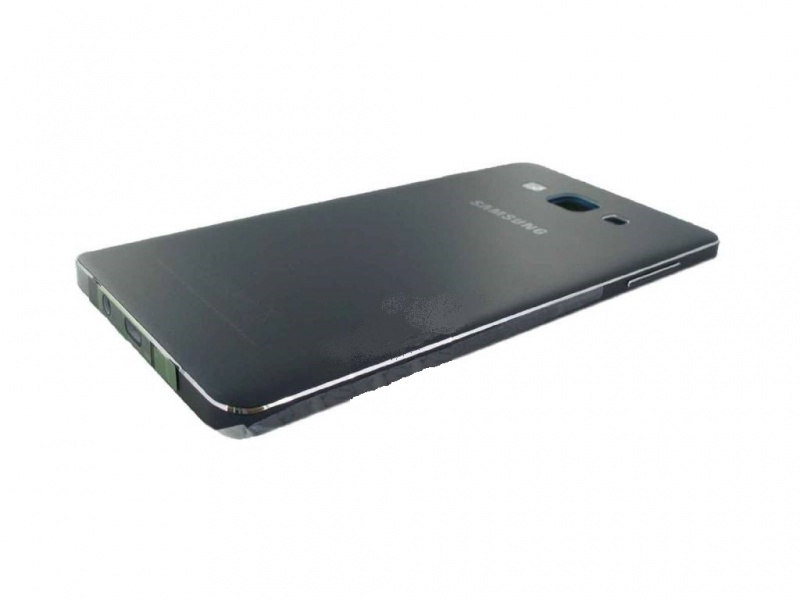 Back Cover pro Samsung Galaxy A7 (2015) Black (OEM)