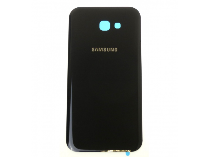 Back Cover pro Samsung Galaxy A7 (2017) Black (OEM)